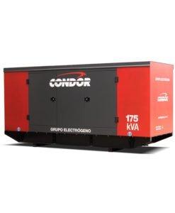 Grupo Electrógeno CONDOR ELG 175 kVA