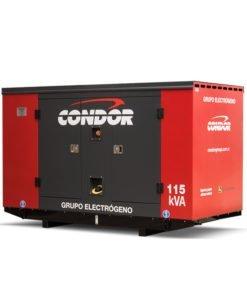 Grupo Electrógeno CONDOR ELG 115 kVA