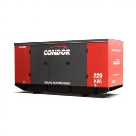 Grupo Electrógeno CONDOR ELG 220 kVA