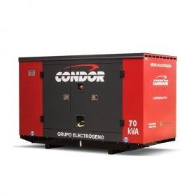 Grupo Electrógeno CONDOR ELG 70 kVA