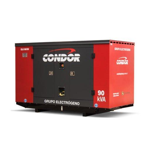 Grupo Electrógeno CONDOR ELG 90 kVA
