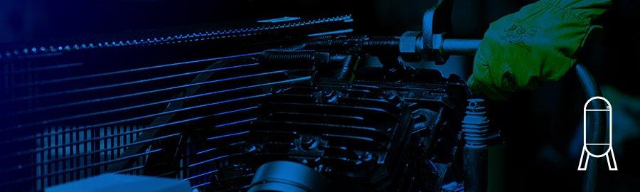 Mantenimiento de los compresores a pistón