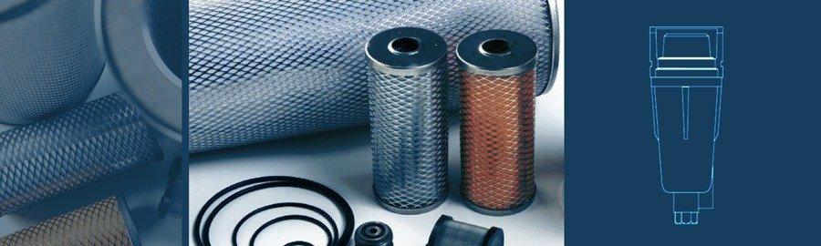 filtros para aire comprimido